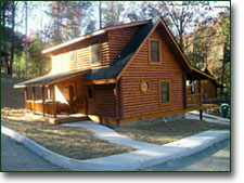 cabin rental dollywood