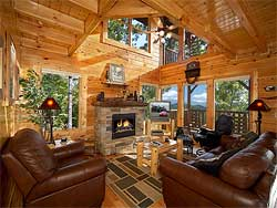 Wildest Dreams Pigeon Forge Cabin Rental